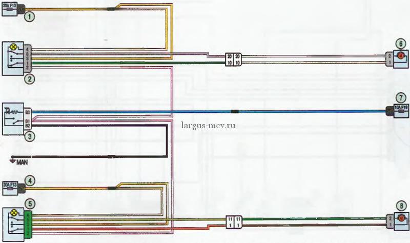 электростеклоподъемника